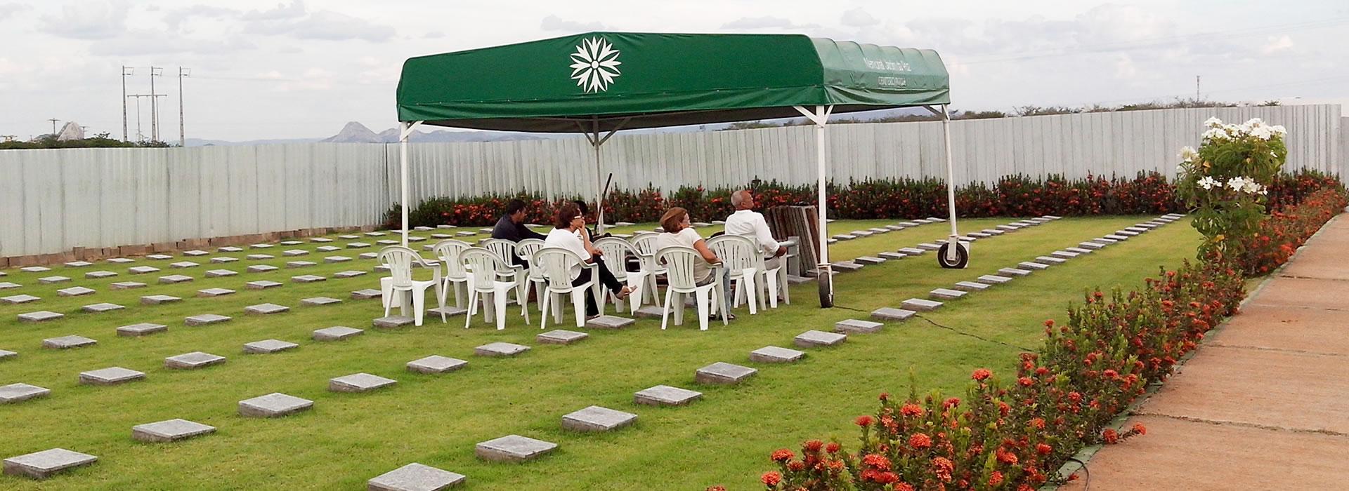 Memorial Jardim da Paz - Cemitério Parque